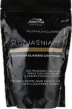 Духи, Парфюмерия, косметика Осветлитель для волос - Joanna Platinum Classic (саше)