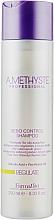 Парфумерія, косметика Балансуючий шампунь тривалої дії для жирної шкіри - Farmavita Amethyste Regulate Sebo Control Shampoo