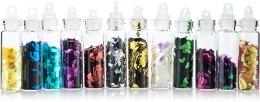 Духи, Парфюмерия, косметика Фольга битое стекло, разноцветная - Avenir Cosmetics