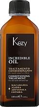 Духи, Парфюмерия, косметика Масло-эликсир для волос - Kezy Incredible Oil