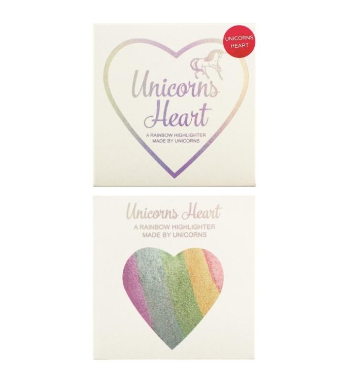 Хайлайтер - I Heart Revolution Unicorns Heart
