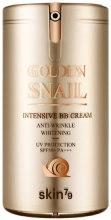 Духи, Парфюмерия, косметика BB-крем с экстрактом улитки - Skin79 Golden Snail Intensive BB Cream SPF50+ PA+++