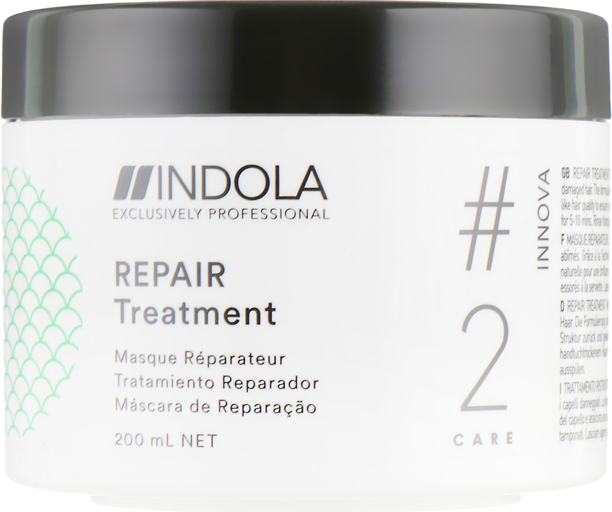Восстанавливающая маска для волос - Indola Innova Repair Treatment
