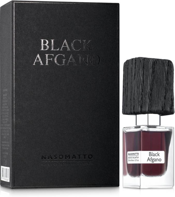Nasomatto Black Afgano - Духи