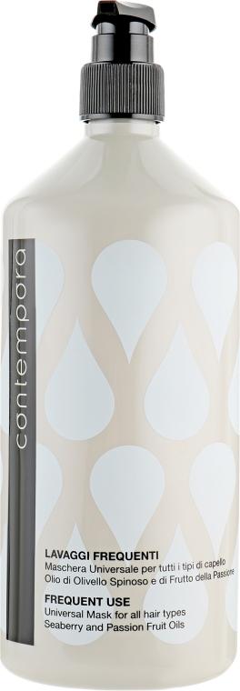 Маска для всех типов волос - Barex Italiana Contempora Frequdent Use Universal Mask
