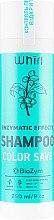 Шампунь для окрашеных и поврежденных волос - Whirl Enzymatic Effects Shampoo Color Save — фото N2