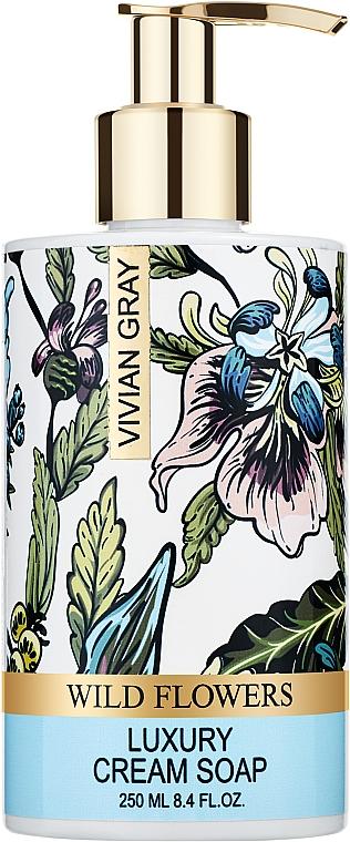 Vivian Gray Wild Flowers - Жидкое крем-мыло для рук
