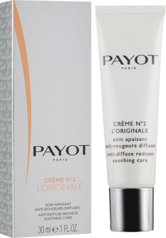 Средство коррекции покраснений и раздражений - Payot Creme N°2 L'Originale
