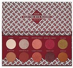 Духи, Парфюмерия, косметика Палетка теней для глаз - Zoeva Spice Of Life Eyeshadow Palette