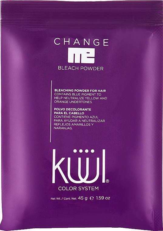 Обесцвечивающий порошок - Kuul Color System Bleaching Powder