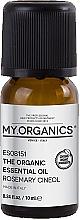 Духи, Парфюмерия, косметика Эфирное масло розмарина - My.Organics The Organic Essential Oil Rosemary