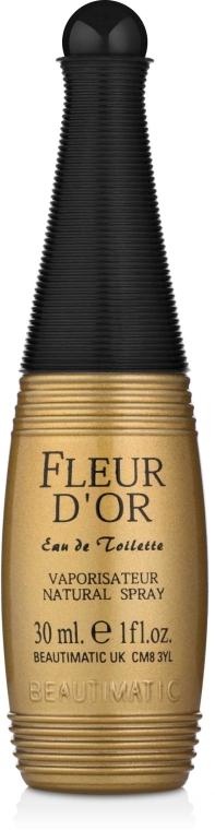 Beautimatic Fleur D'Or - Туалетная вода — фото N2