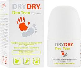 Духи, Парфюмерия, косметика Парфюмированный дезодорант для подростков - Lexima Ab DryDry Deo Teen