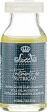 Духи, Парфюмерия, косметика Ампула питания с маслами - Sweet professional Ampule Line Nutrition Treatment (Oil)
