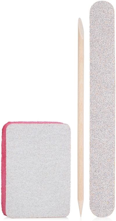 Маникюрный набор одноразовый, 3 предмета - Avenir Cosmetics