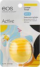 "Духи, Парфюмерия, косметика Бальзам для губ ""Лимон твист"" - EOS Active Protection Lemon Twist Sunscreen Lip Balm SPF 15"