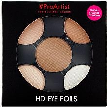 Духи, Парфюмерия, косметика Палетка теней для век - Freedom Makeup London Pro Arist HD Eye Foils