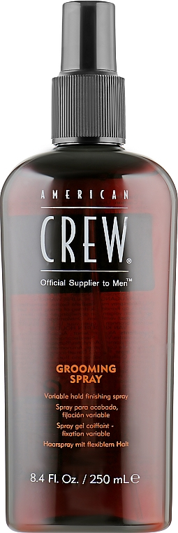 Спрей-гель нормальной фиксации - American Crew Grooming Spray