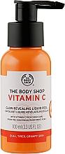 """Духи, Парфюмерия, косметика Жидкий пилинг для лица """"Витамин С"""" - The Body Shop Vitamin C Glow-Revealing Liquid Peel"""