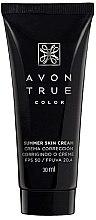 Духи, Парфюмерия, косметика Тональный крем-бронзатор - Avon True Color Cream