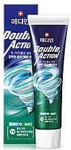 Духи, Парфюмерия, косметика Зубная паста против кариеса с мятой - Median Double Action Mint Toothpaste
