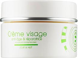 Духи, Парфюмерия, косметика Крем для лица, восстанавливающий - RoyeR Anti-aging And Restoring Face Cream