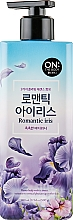 Духи, Парфюмерия, косметика Гель для душа - LG Household & Health On The Body English Iris