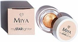 Духи, Парфюмерия, косметика Хайлайтер для лица - Miya Cosmetics MyStarLighter