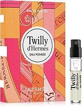 Hermes Twilly d'Hermes Eau Poivree - Парфюмированная вода (пробник) — фото N1