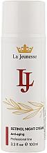 Духи, Парфюмерия, косметика Ночной крем для лица с Ретинолом - La Jeunesse Night Cream Retinol