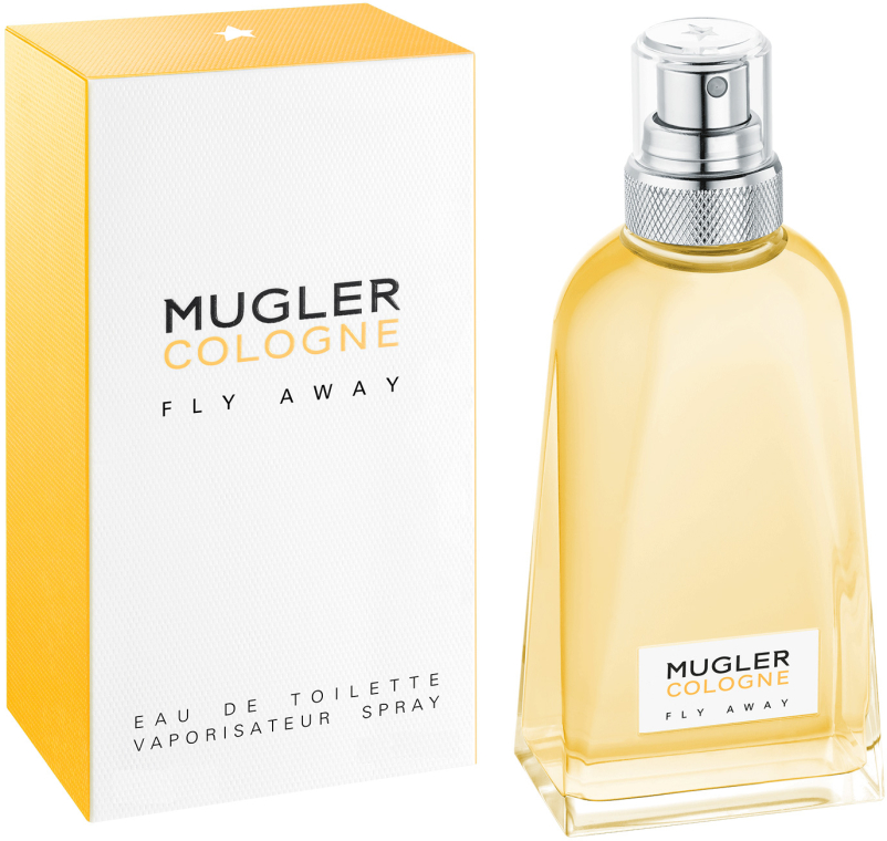 Mugler Cologne Fly Away - Туалетная вода