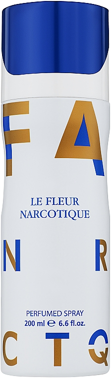 Fragrance World Le Fleur Narcotique - Дезодорант-спрей