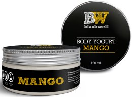 "Духи, Парфюмерия, косметика Йогурт для тела ""Манго"" - Blackwell Body Yoghurt"