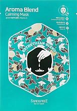Духи, Парфюмерия, косметика Успокаивающая тканевая маска для лица - Shangpree Aroma Blend Calming Mask