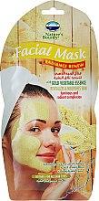 Духи, Парфюмерия, косметика Восстанавливающая маска-пленка с экстрактом овощей - Nature's Bounty Facial Mask Gold Vegetable Essence