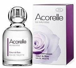 Парфумерія, косметика Acorelle Coeur de Rose - Туалетна вода