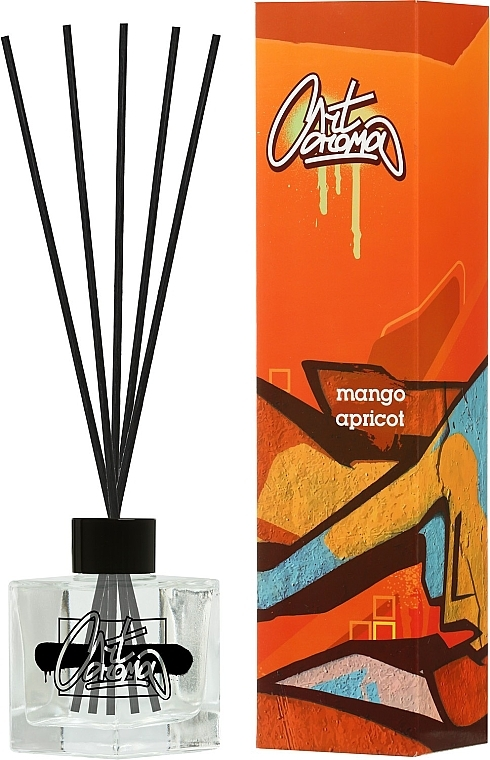 "Аромадиффузор ""Манго и абрикос"" - ArtAroma Mango & Apricot"