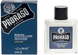 Духи, Парфюмерия, косметика Бальзам для бороды - Proraso Azur Lime Beard Balm
