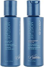 Духи, Парфюмерия, косметика Набор для сухих волос - Joico Moisture Recovery Duo (sh/50ml + cond/50ml)