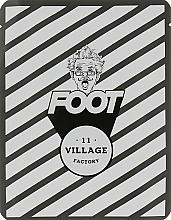 Духи, Парфюмерия, косметика Увлажняющая маска для ног в форме носочков - Village 11 Factory Relax Day Foot Mask