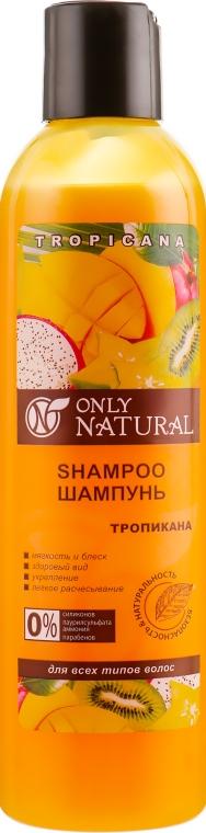 "Шампунь ""Тропикана"" - Only Natural"