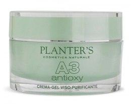 Духи, Парфюмерия, косметика Крем-гель для жирной и комбинированной кожи - Planter's A3 Antioxy Face Cream-Gel