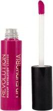 Духи, Парфюмерия, косметика Жидкая помада для губ - Makeup Revolution Lip Euphoria