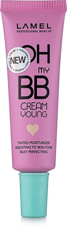 Крем ВВ для лица - Lamel Professional Oh My BB Cream