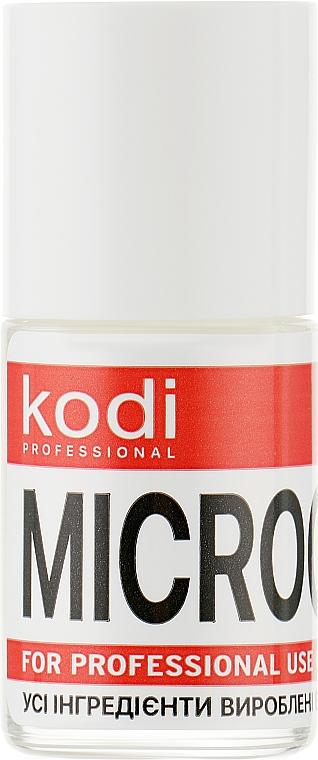 Средство для укрепления натуральной ногтевой пластины - Kodi Professional Microgel