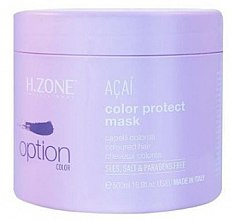 Духи, Парфюмерия, косметика Маска для защиты цвета волос - H.Zone Colour Protect Mask