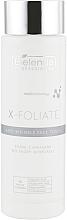 Духи, Парфюмерия, косметика Тоник против морщин для зрелой кожи - Bielenda Professional X-Foliate Anti-Wrinkle Face Toner