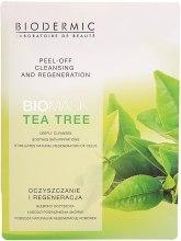 Духи, Парфюмерия, косметика Маска для лица с экстрактом чайного дерева - Biodermic Bio Mask Tea Tree
