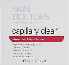 Духи, Парфюмерия, косметика Крем для кожи лица с проявлениями купероза - Skin Doctors Capillary Clear