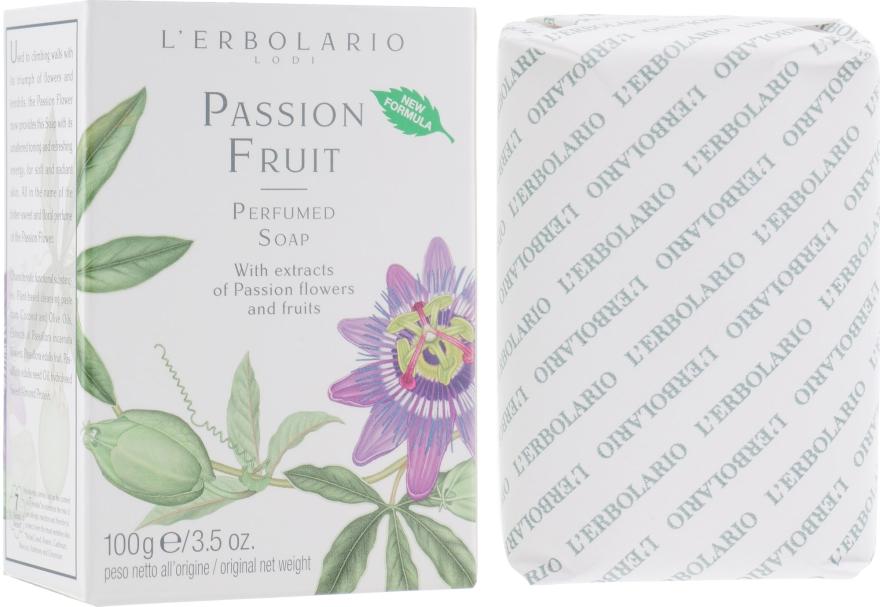 "Душистое мыло ""Плоды Пассифлоры"" - L'Erbolario Sapone Profumato Frutto Della Passione"